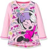 Disney Girl's Minnie Mouse HO1184 T-Shirt