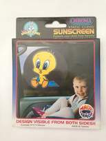Baby Looney Tunes Automotive Sunshade Static Cling Sunscreen Featuring Baby Tweety Bird From Looney Tunes Lovables