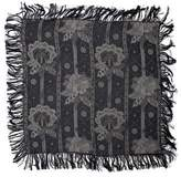 Christian Lacroix Abstract Print Shawl