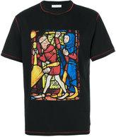 J.W.Anderson printed T-shirt - men - Cotton - M