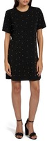Missguided Women's Embellished T-Shirt Dress