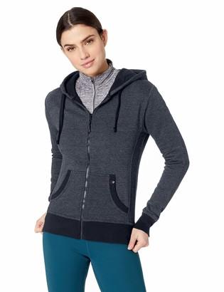 Pact Women's Classic Full Zip Hoodie Sweatshirt | Made with Organic Cotton