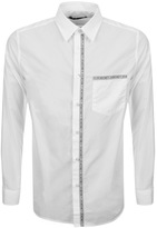 Love Moschino Pocket Shirt White