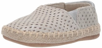Robeez Baby-Girl's Espadrille-First Kicks Crib Shoe