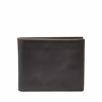 Fossil Men's Anderson Bifold with Flip Id