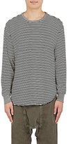 NSF Men's Striped Long-Sleeve T-Shirt