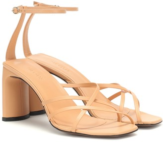 Neous Barbosella leather sandals