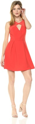 BCBGeneration Women's FIT and Flare Dress Cocktail