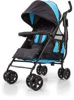 Summer Infant 32683 3Dtote CS+ Convenience Stroller, Blue