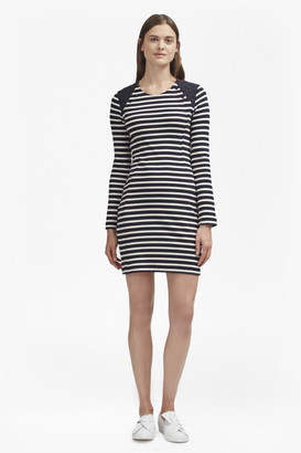 French Connection Annie Stripe Tunic Dress