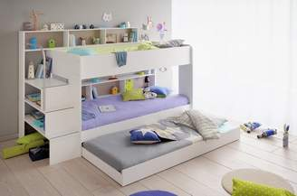 Parisot Bibop Bunk Bed with Step Storage Drawer