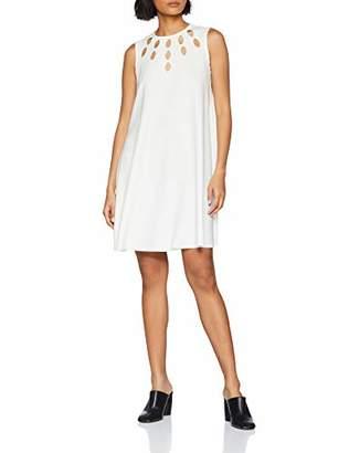 Pinko Women's Ponderato Abito Crepe Dress,10 (Size: )