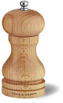 Cole & Mason Precision Grind Capstan Salt Mill - Beech Wood/Beech, 12 cm