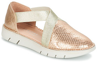 Hispanitas MAUI-V9 women's Slip-ons (Shoes) in Gold