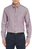 Cutter & Buck Classic Fit Oxford Sport Shirt (Big & Tall)