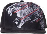 Marcelo Burlon County of Milan Cheetah Tech Fabric Baseball Hat