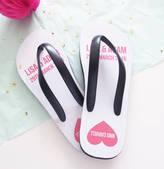 Hurley Sarah Personalised Wedding Flip Flops