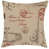 Bed Bath & Beyond French Postale Square Throw Pillow