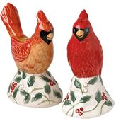 Pfaltzgraff Winterberry Salt& Pepper Shaker Set