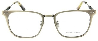 Bottega Veneta Core 53MM Square Optical Glasses