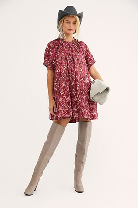 Free People Jet Set Mini Dress