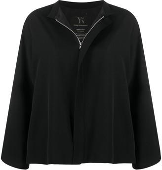 Yohji Yamamoto Pre Owned Band Collar Jacket