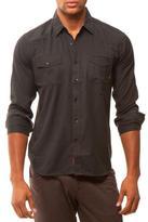 191 Unlimited Men's Slim Fit Woven Shirt