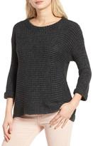 Cotton Emporium Texture Knit Pullover