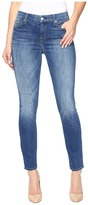 7 For All Mankind The Ankle Skinny in Newcastle Broken Twill Women's Jeans