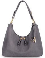 UTO Women Handbag PU Leather Purse Hobo Style Shoulder Bag