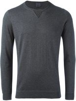 Laneus crew-neck jumper