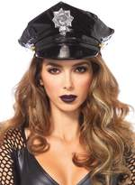Leg Avenue Women's Police Hat Costume Accessory