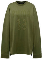 Puma FENTY x PUMA Long Sleeve Graphic Crew Neck T-Shirt
