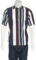 Marni Striped Short Sleeve Shirt