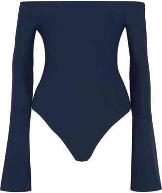 Alix Off-the-shoulder Stretch-jersey Bodysuit