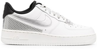 Nike Perforated-Detail Lace-Up Sneakers