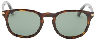 Cartier 51MM Round Sunglasses