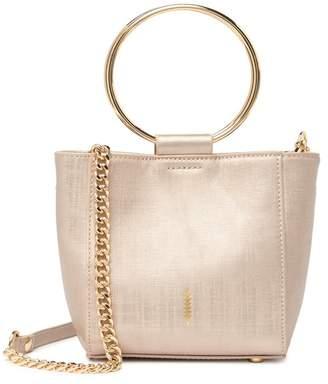 THACKER Le Bucket Mini Leather Bag