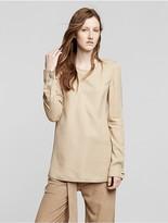 Calvin Klein Collection Viscose Blouse