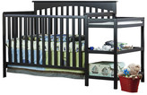 Dream On Me Chloe Convertible Crib with Changer Combo