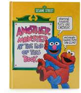 """Kohls Cares Kohl's Cares """"Sesame Street Another Monster at the End of This Book"""" Hardcover Book"""