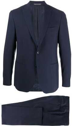 Canali Single Breasted Formal Suit