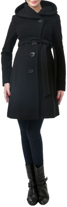 Kimi and Kai Lora Wool Blend Maternity Coat