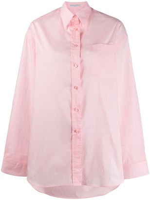 Ermanno Scervino Relaxed Fit Shirt