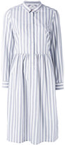 Chinti and Parker striped shirt dress - women - Cotton - XS