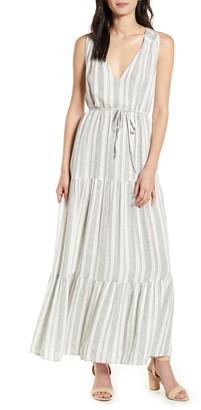 Splendid Rosemary Sleeveless Maxi Dress
