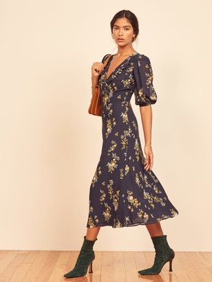 Reformation Brook Dress
