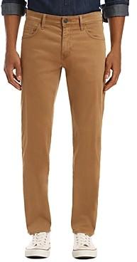 Mavi Jeans Zach Straight Fit Jeans in Brown Slate