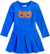 Epic Threads Hero Kids by Metallic Mask Dress, Toddler and Little Girls (2T-6X), Created for Macy's