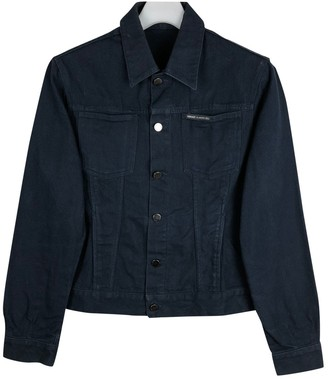 Versace Navy Denim - Jeans Jackets